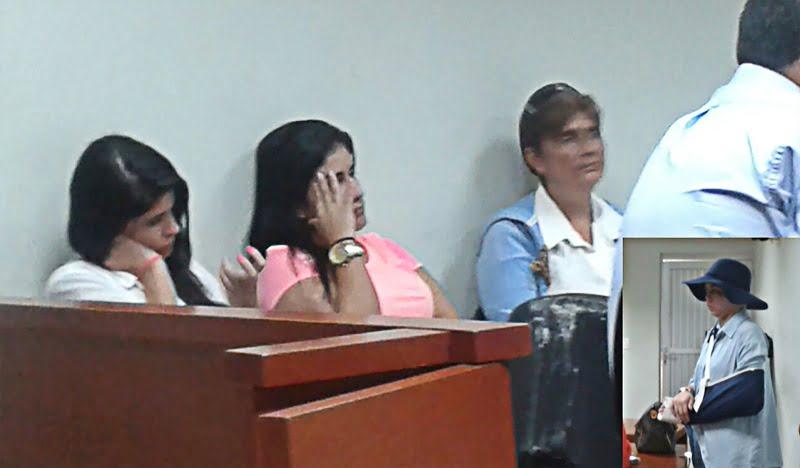 Aplazada audiencia de acusación contra las Mahuad