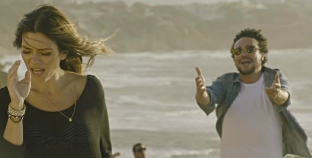 Andrés Cepeda presenta videoclip grabado en Puerto Velero con Kany García