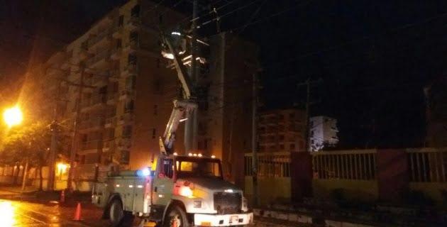 Intranquilidad en la Costa Caribe por posible apagón debido a la crisis de Electricaribe