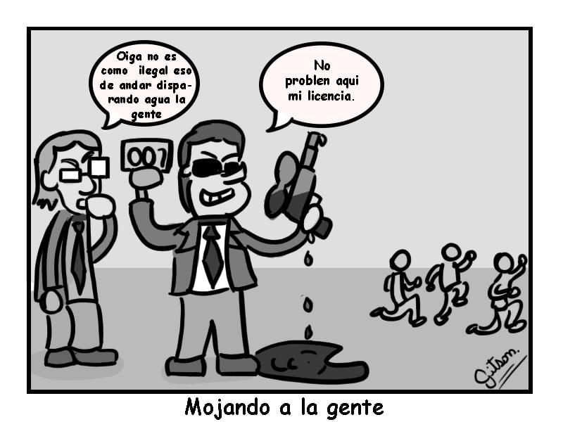 Llegó La Garrocha