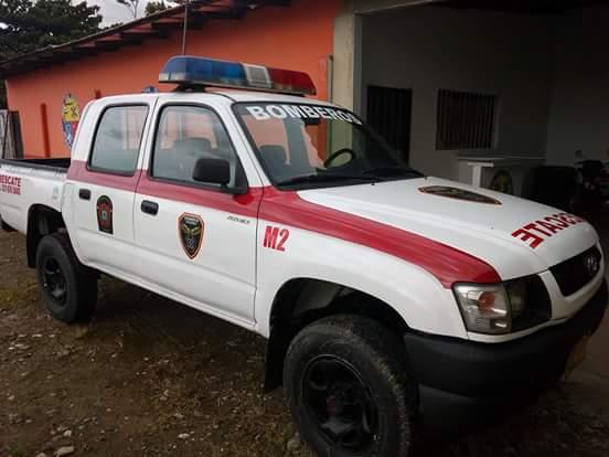 Bomberos de Tierralta reciben dotación