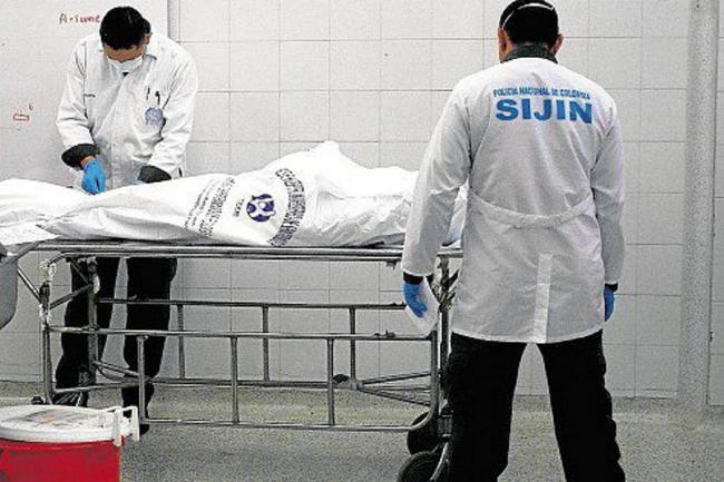 El muerto de Montelíbano quedó sin identificar