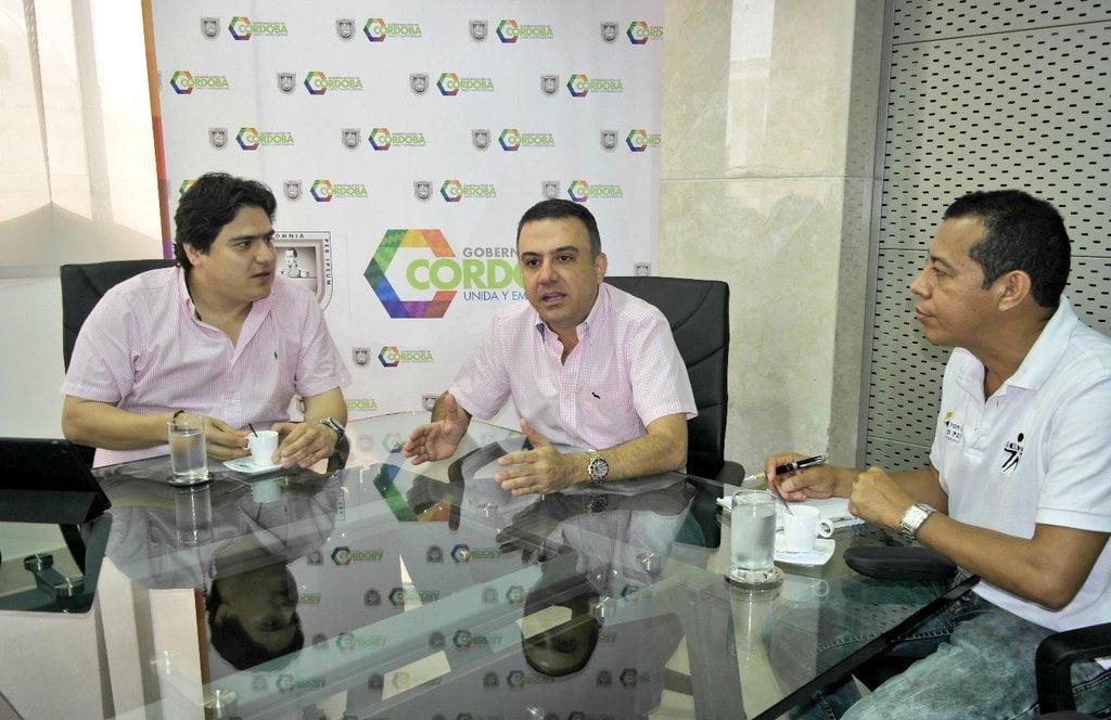 Gobernación de Córdoba y SENA de la mano con el Fondo Emprendedor