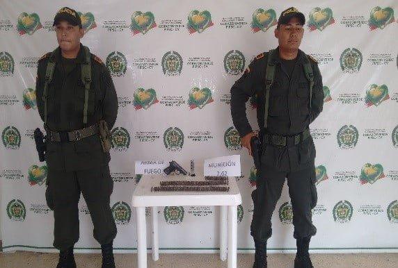 Policía halla material de guerra perteneciente al Clan Úsuga