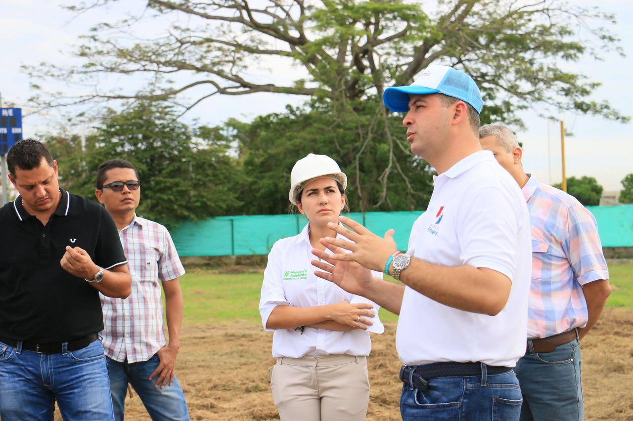 Estadio de Sóftbol Amín Manzur seguirá su reconstrucción