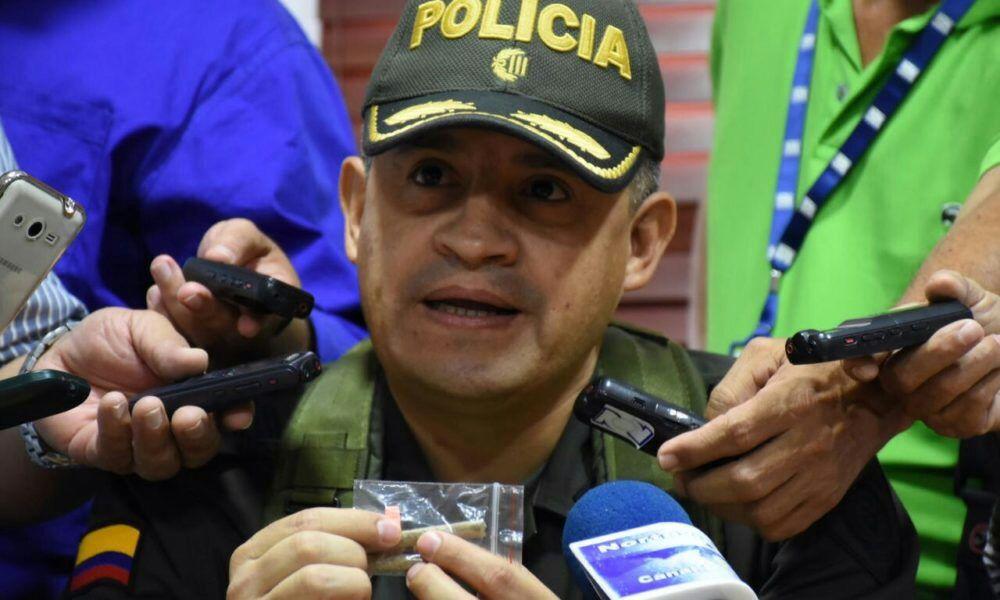 """""""Dominó"""" la nueva droga en Montería."""