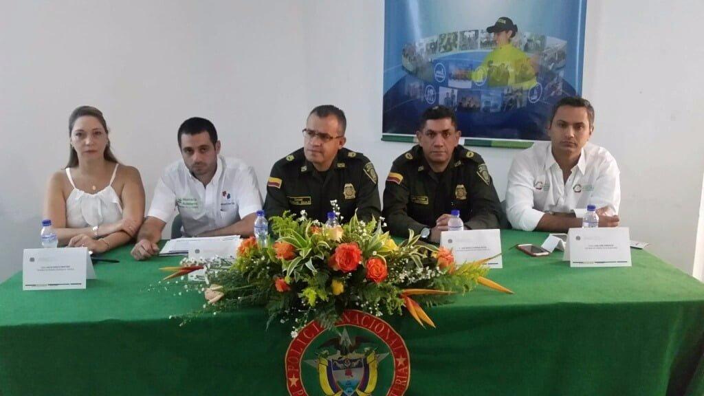 Primer Encuentro Regional de Frentes de Seguridad Empresarial de Córdoba