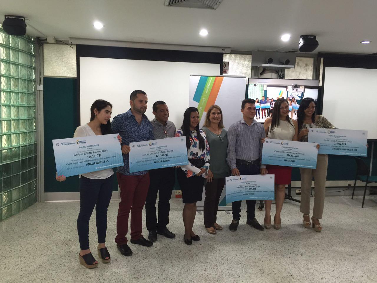 El SENA en su cumpleaños tiene 5 nuevos emprendimientos en Córdoba