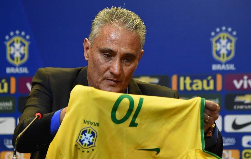 La Confederación Brasileña confirma a Tite como seleccionador