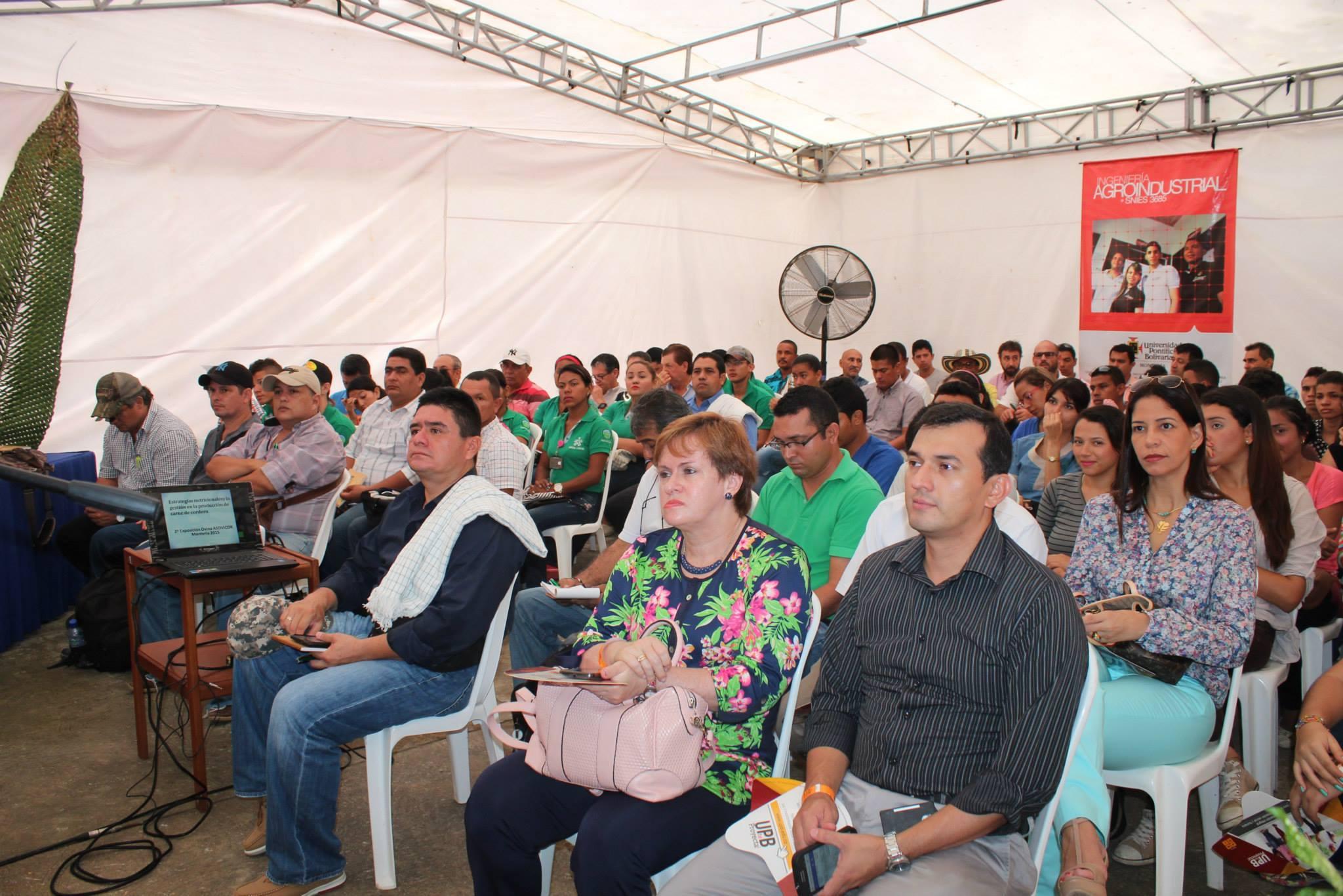 UPB  pone la cuota académica en la Feria Nacional de la Ganadera