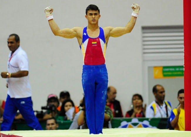 Jossimar Calvo, abanderado de Colombia para los Juegos Olímpicos
