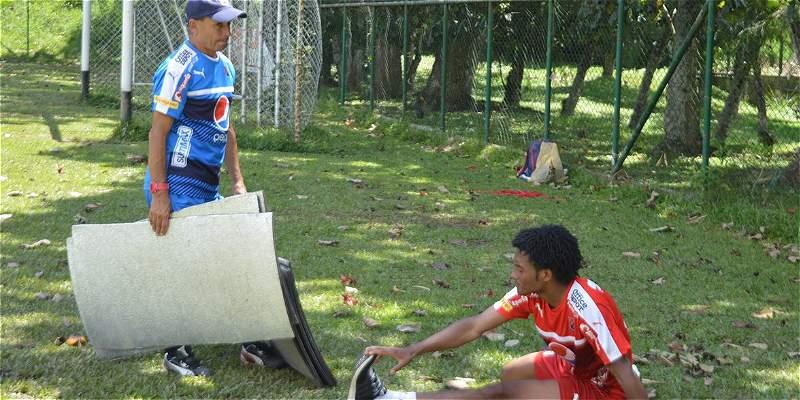 Juan Guillermo Cuadrado entrenó con el Independiente Medellín
