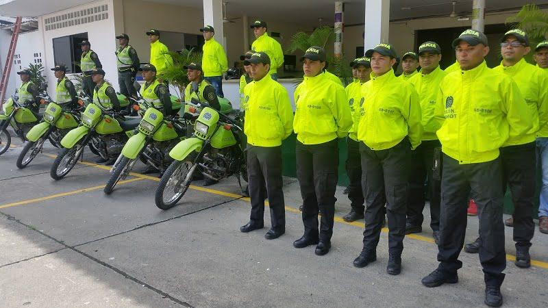La Policía conformó grupo especializado contra atracos en Montería