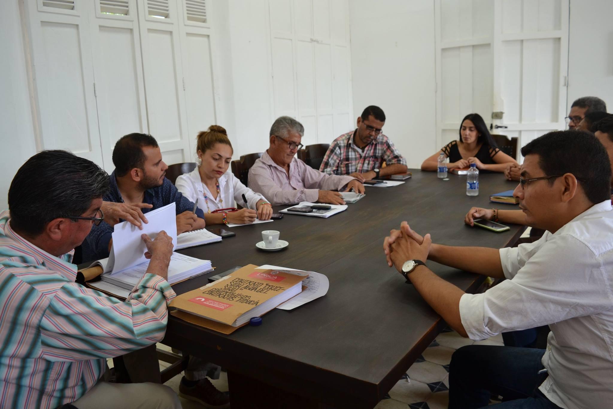 """""""Jalón"""" de orejas al operador Aguas del Sinú en Lorica"""