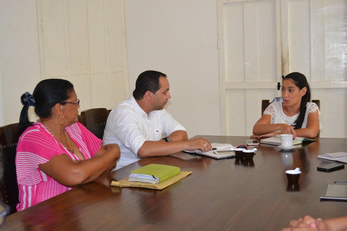 """Alcaldesa de Lorica: """"Solicitamos a Superservicios la intervención de Aguas del Sinú"""""""