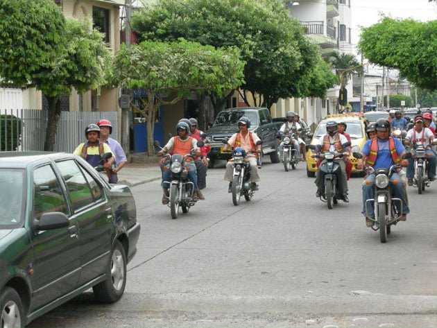 El Mototaxismo un fenómeno que aqueja a la región Cordobesa