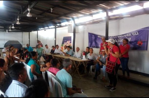 «Ministro de Salud tiene que venir a El Carmen»: Padres de niñas enfermas