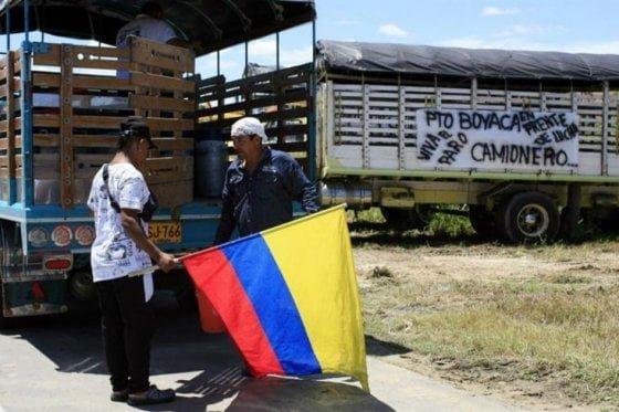 Se acaba el paro: Gobierno Nacional y camioneros llegan a acuerdo