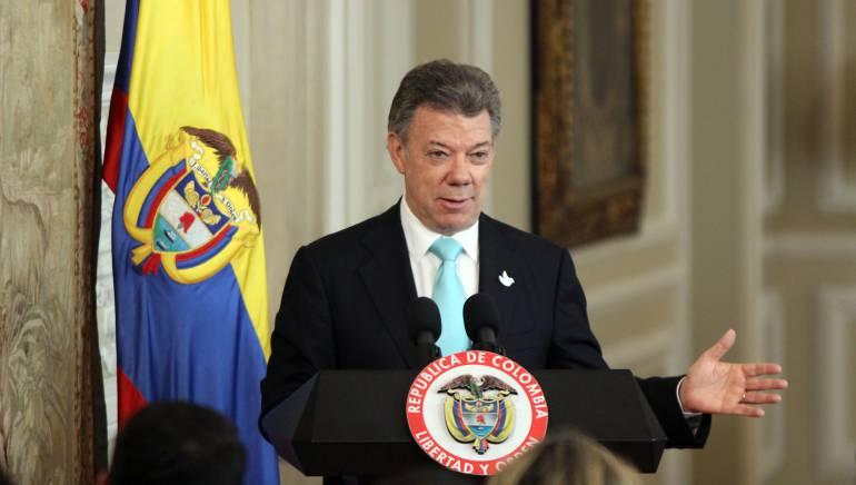 Presidente Juan Manuel Santos evalúa hoy la situación de desnutrición, salud y agua en La Guajira