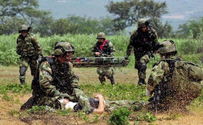 Un soldado muerto y 3 heridos en Anorí