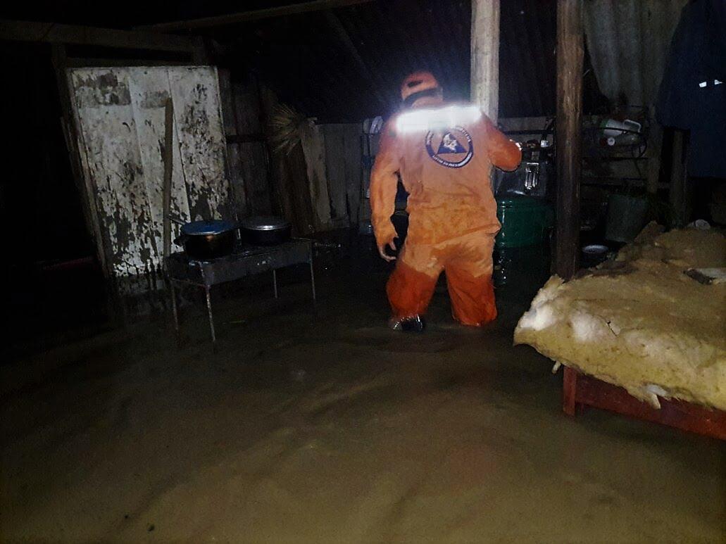 Nuevas inundaciones en Tierralta