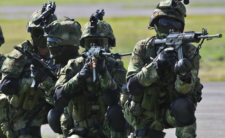 Fuerzas Militares Fortalecidas Para el Post conflicto
