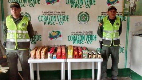 Operativos de la Policía de Córdoba en las últimas horas