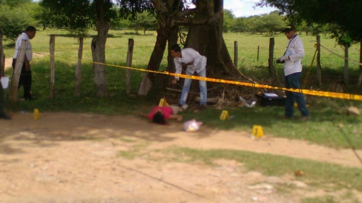 Mujer asesinada en Villa Jiménez