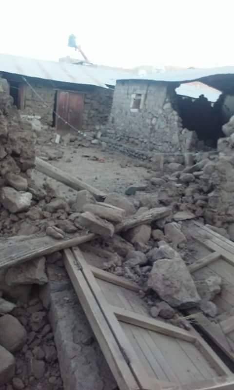 Al menos nueve muertos y 40 heridos deja sismo en el sur de Perú