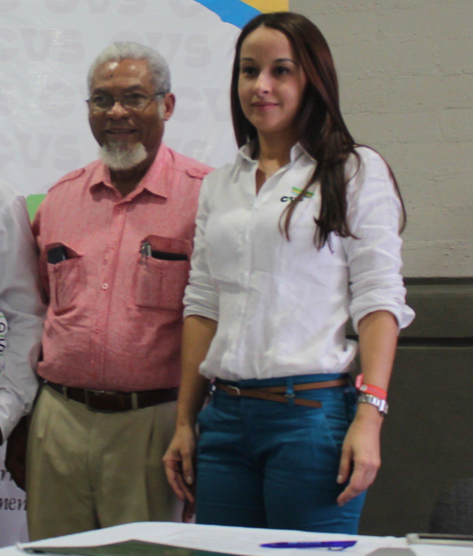 Elegido representante de las comunidades negras ante el consejo directivo de la CVS