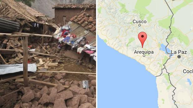 Kuczynski anuncia envío de ayuda de emergencia a zona afectada por terremoto