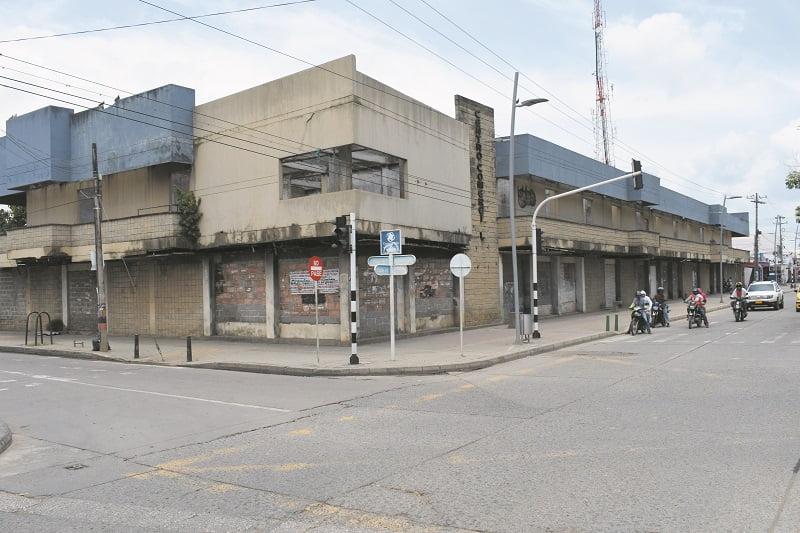 «Centro comercial la 41, foco de inseguridad y contaminación en la ciudad»: Marcos Daniel