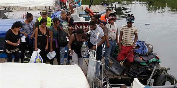 Viacrucis y preocupación por migrantes cubanos en el Urabá Antioqueño: CIDH