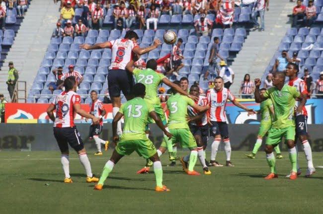 Junior venció 1-0 a Jaguares en el Metropolitano pero no convenció con su juego