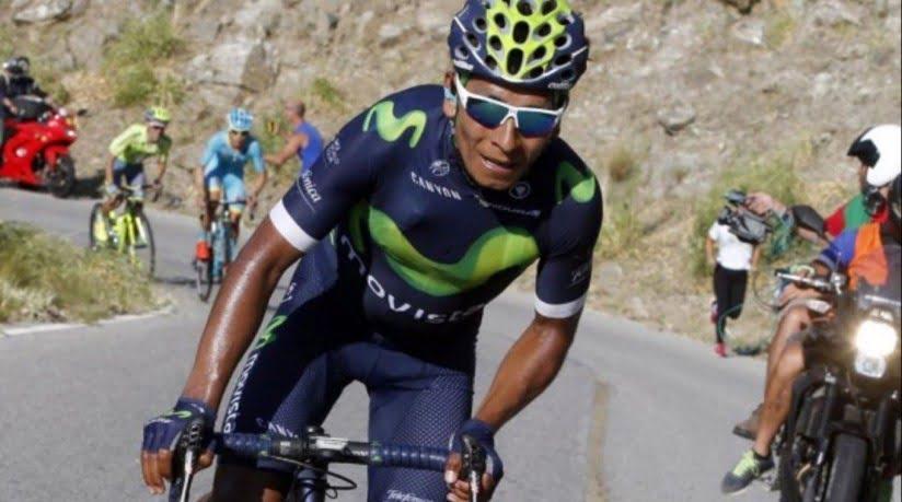 Nairo gana la etapa 10 de la vuelta y recupera el liderato
