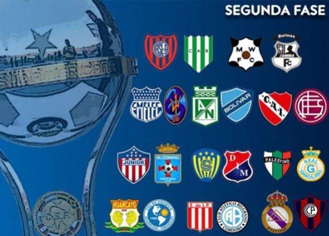 Así se jugará la vuelta de la segunda fase de Copa Sudamericana