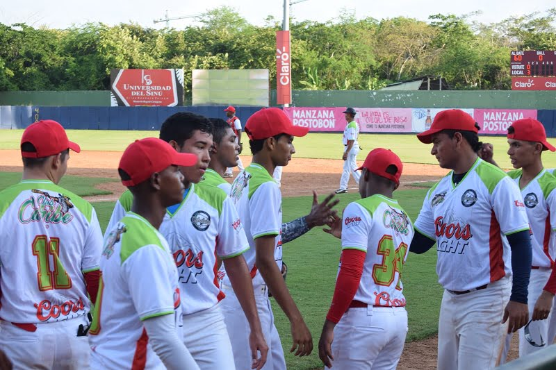 Inauguran torneo departamental de béisbol