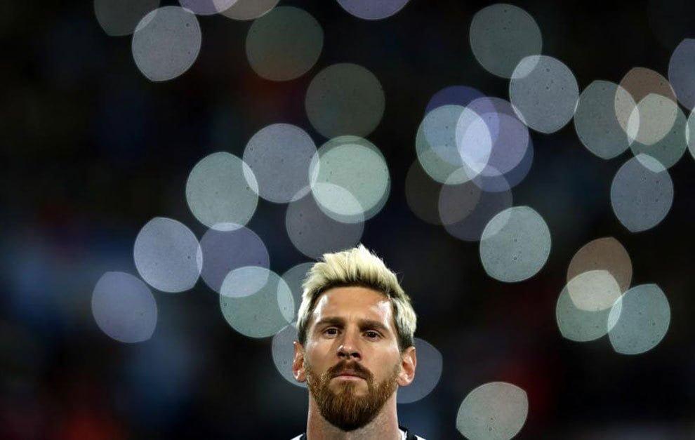 Messi: «Estoy feliz de estar aquí otra vez»