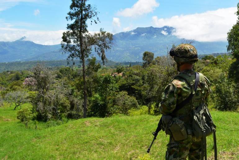 Aún se desconoce la causa del estallido del Batallón Rifles