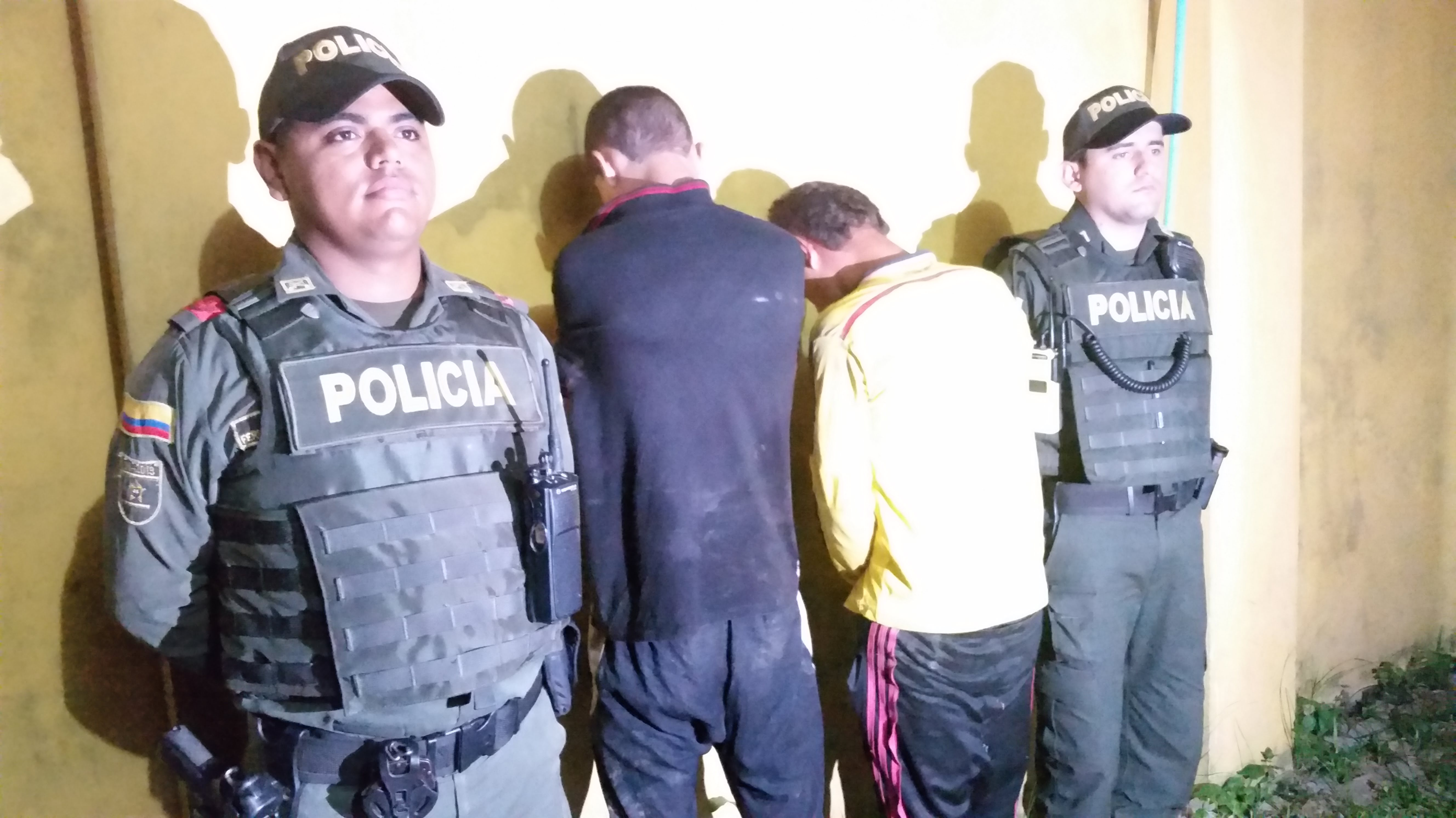 Dos personas judicializadas por hurto en Montería