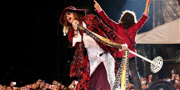 Revolver Plateado y Stayway serán la cuota de Colombia en concierto de Aerosmith