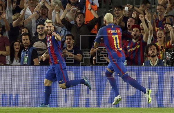 El Barcelona y el Bayern marcan la pauta