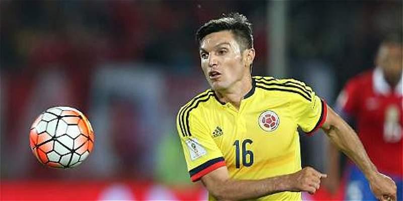 Daniel Torres, primera baja para el partido de Colombia contra Brasil