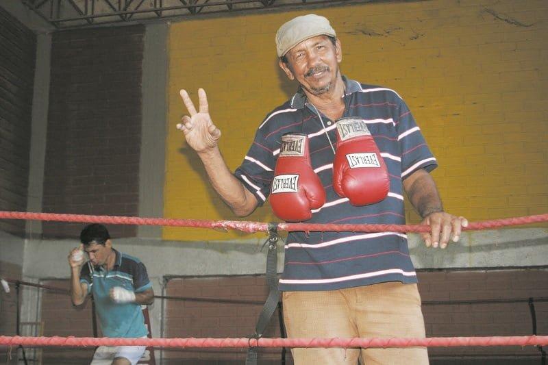 La felicidad más grande fue ser boxeador: 'Yata' Durango