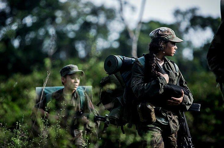Película colombiana 'Alias María', camino hacia los Oscar