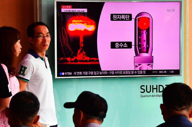 Indignación mundial por prueba nuclear de Corea del Norte