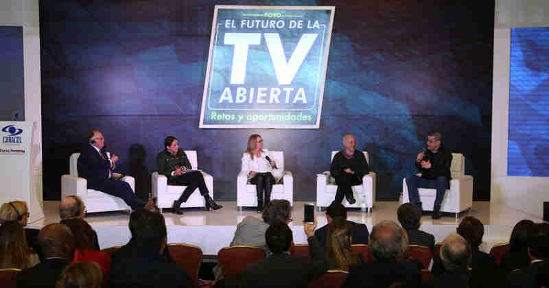 El futuro de la televisión abierta en Colombia