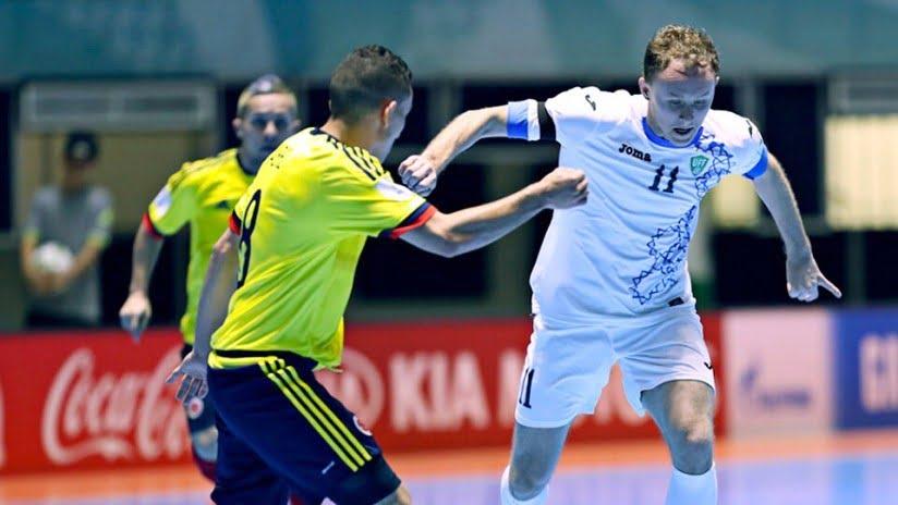 Colombia define su clasificación ante Panamá en el mundial de Futsal