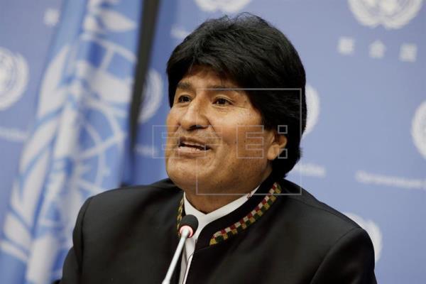 Evo Morales acusa a Chile de violar los derechos humanos de los bolivianos