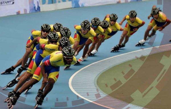 Colombia es campeón del Mundial de Patinaje de Pista en Nanjing, China